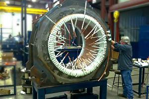 Расчет асинхронного двигателя трехфазного с короткозамкнутым ротором